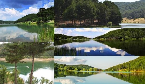 Озеро Балталы – Ушак.